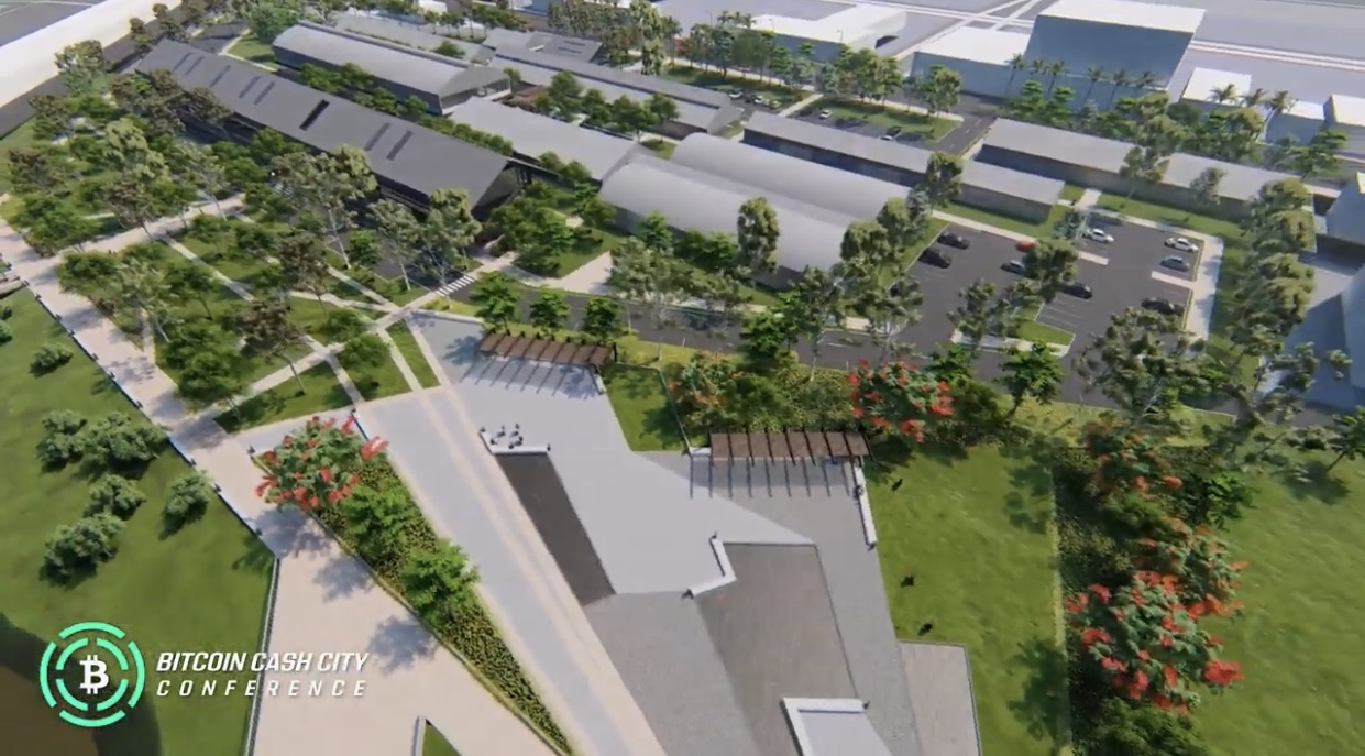 Plans to Build $50M Bitcoin Cash Tech Park in North Queensland Revealed