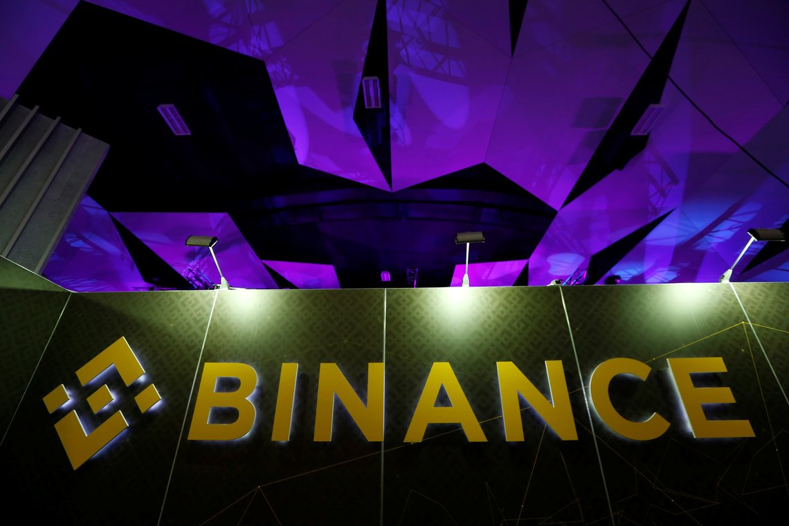 bitcoin exchange binance launches pink care token