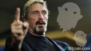 John McAfee Ditches Ghost Crypto Project: He Says It Will Fail
