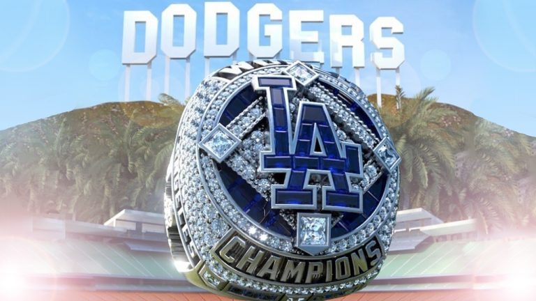 Los Angeles Dodgers to Auction 2020 World Series Ring NFT via Candy Digital