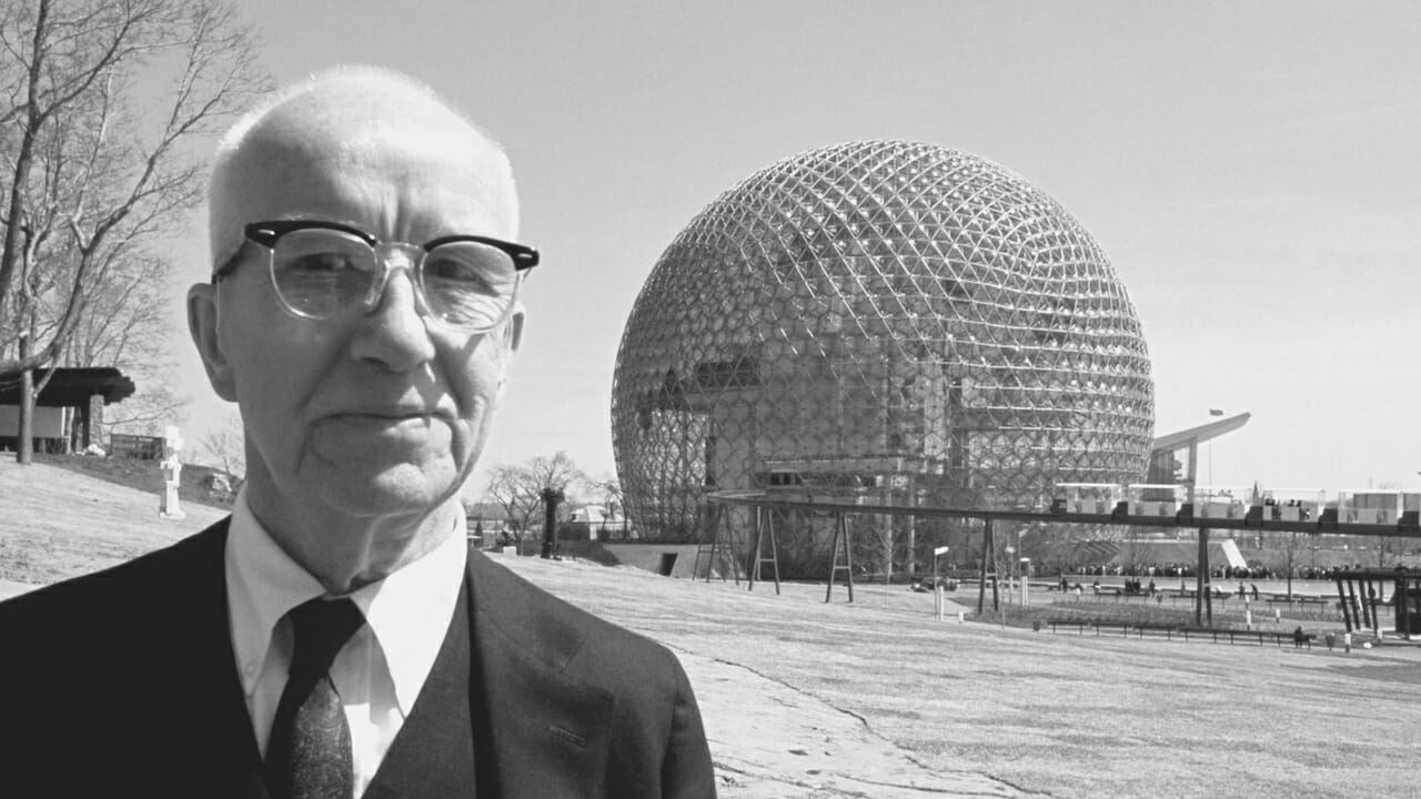 A Look at How Buckminster Fuller Predicted Bitcoin: 'A Realistic, Scientific Accounting System of What Is Wealth'